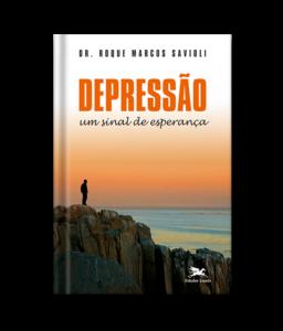 Livro depressão, um sinal de esperança