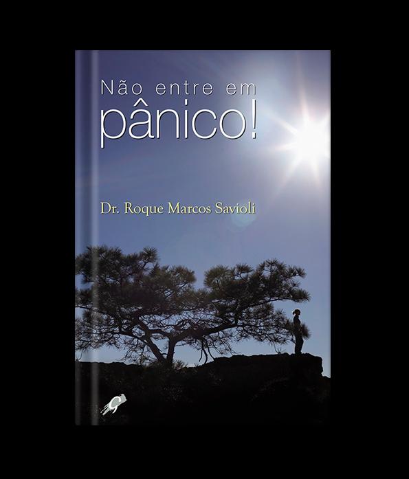 Livro não entre em pânico
